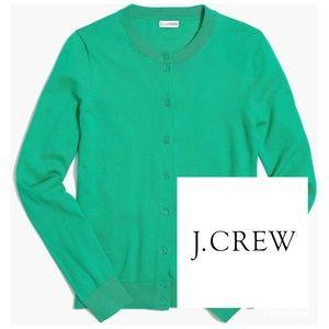 J Crew The Caryn Cardigan Sweater